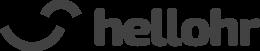 Hellohr_logotype_horiontal_grey1x